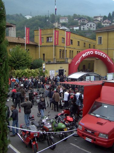 80th Moto Guzzi Day